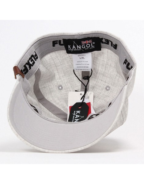 79d2cc9d Kangol Pattern Flexfit Baseball Linen Marl | Mister Pac